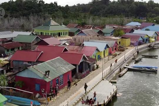 Saat prajurit TNI sulap kampung kumuh jadi destinasi wisata