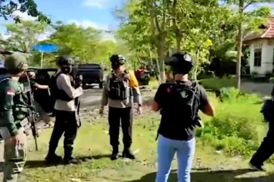 Satgas Nemangkawi tangkap oknum ASN Yahukimo pemasok amunisi KKB