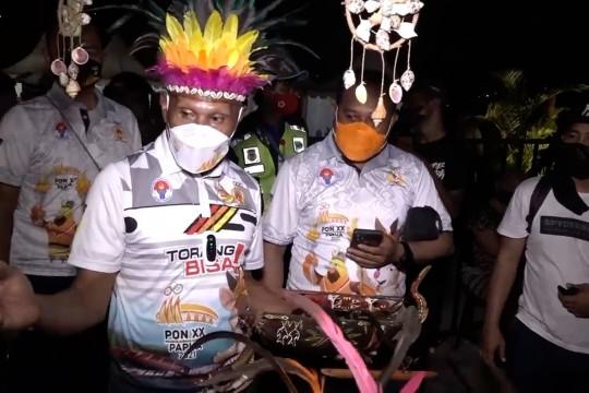 Semarak PON XX Kota Jayapura tampilkan produk UMKM