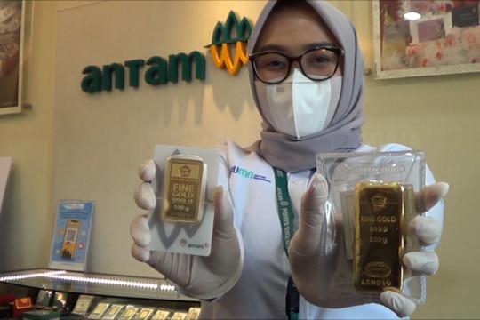 Transaksi emas meningkat walau Denpasar PPKM level 4