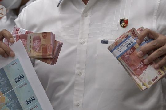 BI: Peredaran uang palsu di Indonesia rendah