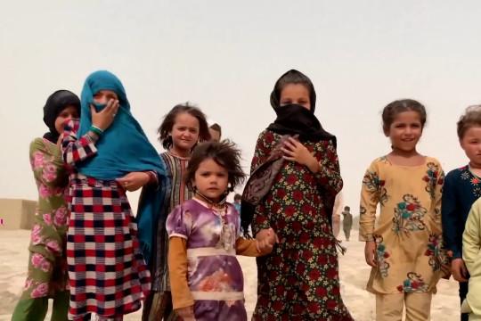 UNHCR tangani ratusan ribu pengungsi Afghanistan