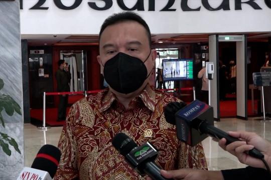 Wakil DPR harap pemulihan Lapas berlangsung cepat