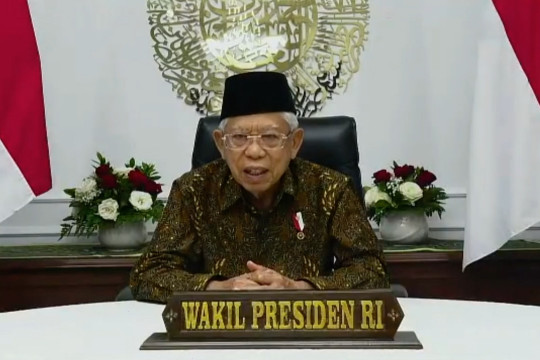 Wapres: Indonesia berpeluang menjadi negara terbesar di keuangan syariah