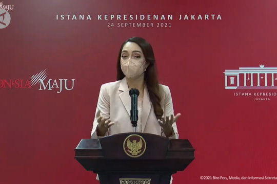 Indonesia lampaui target vaksinasi WHO