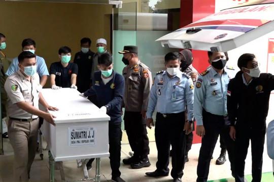 7 jenazah korban kebakaran Lapas Tangerang kembali teridentifikasi