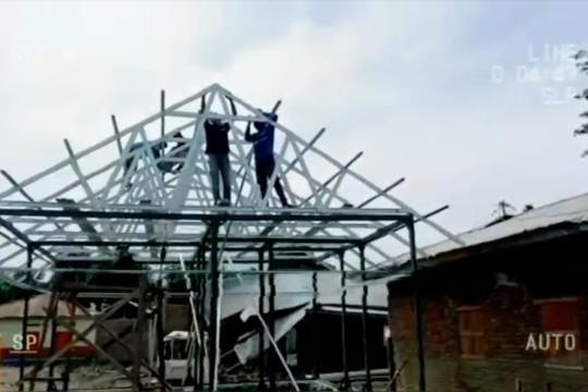 Akademisi UGM kembangkan RISBA, rumah tahan gempa