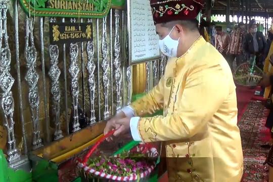 Berziarah ke makam Raja Banjar mewarisi spirit perjuangannya