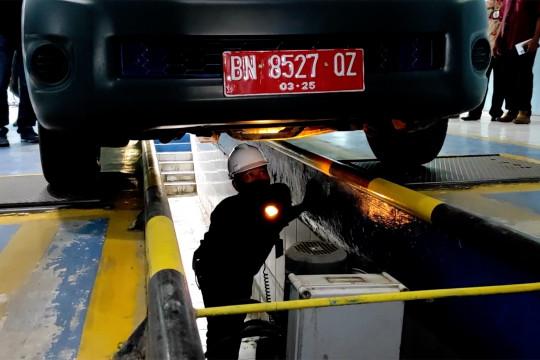 Hanya 10% kendaraan di Bangka yang laksanakan uji kir