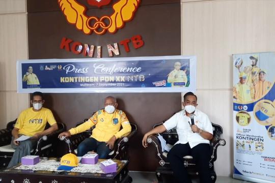 NTB targetkan raih 17 emas pada PON XX Papua