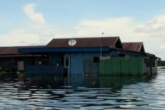 Palangka Raya banjir, BPBD siapkan tenda penampungan