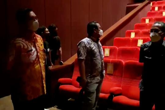Pemkot Tangerang izinkan bioskop beroperasi kembali