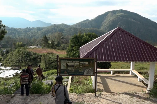 Pemprov Sumut kembangkan geowisata selain geosite di Danau Toba