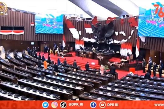 Pimpinan DPR: Staf WFH, 239 anggota belum lapor LHKPN