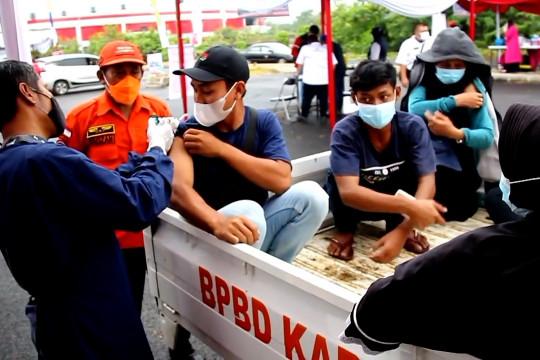 PMI Cirebon gelar layanan vaksinasi tanpa turun