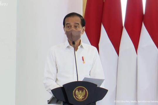 Presiden serahkan 124 ribu sertifikat tanah reforma agraria