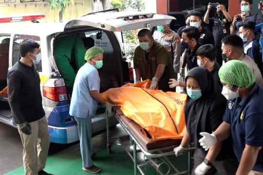 RS Polri buka posko ante mortem kebakaran Lapas Tangerang