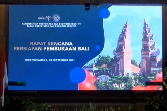 Sandi Uno buka wisata Bali untuk mancanegara mulai Oktober