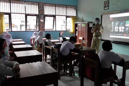 Semarang kebut vaksinasi pelajar, wujudkan kekebalan kelompok PTM