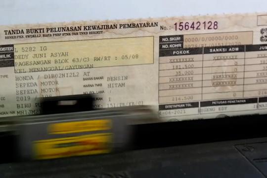 Ultah Jatim berhadiah pemutihan dan diskon pajak kendaraan