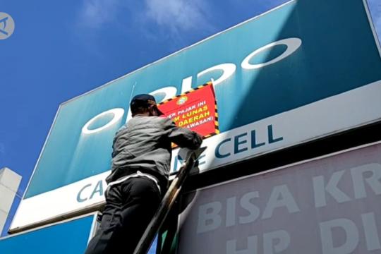 Pontianak targetkan Rp14 miliar dari penertiban pajak reklame