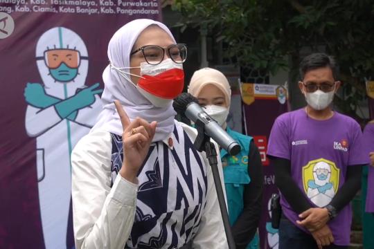 Stafsus: Vaksinasi penyandang disabilitas di Jabar lebihi target