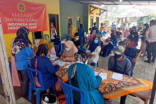 Ke wilayah terpencil, BIN Banten gencarkan serbuan vaksin