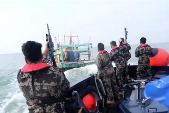 PSDKP tindak kapal pencuri ikan diawaki nelayan Indonesia