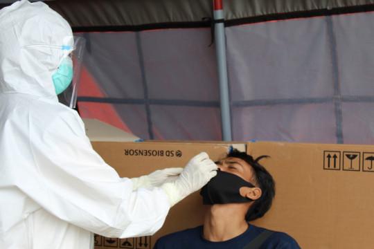 Kasus positif COVID-19 Lampung bertambah 40 orang