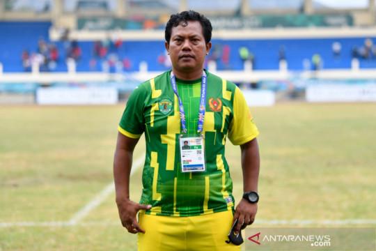 Pelatih sepak bola Kaltim siapkan strategi hadapi enam besar PON Papua