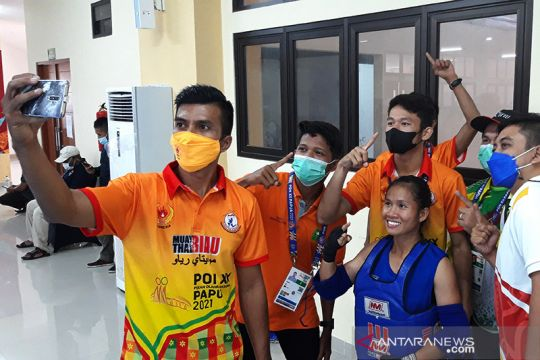 Latihan berkesinambungan kunci atlet Muaythai Riau capai semifinal