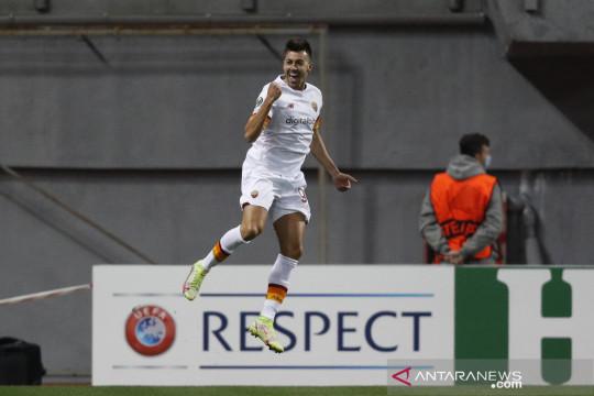 Europa Conference League: Roma kalahkan Zorya Luhansk 3-0