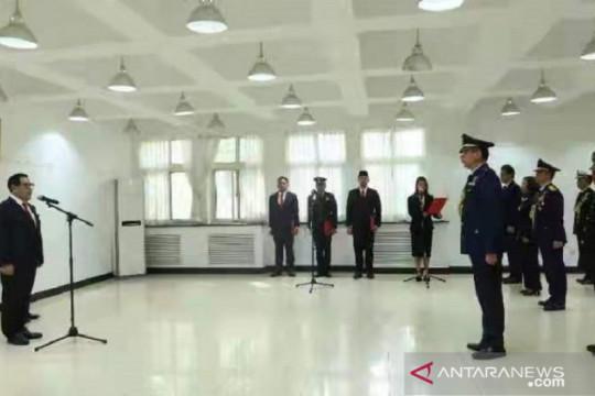 KBRI Beijing upacara Kesaktian Pancasila saat libur nasional