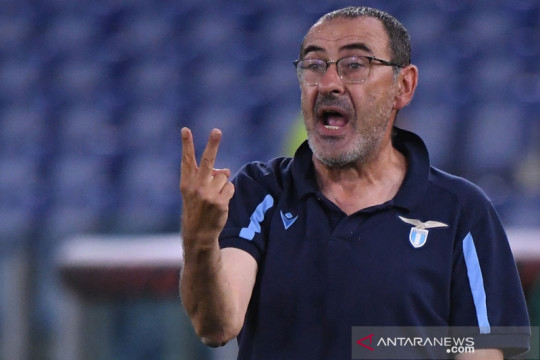 Liga Europa: Lazio menang atas Lokomotiv Moscow 2-0