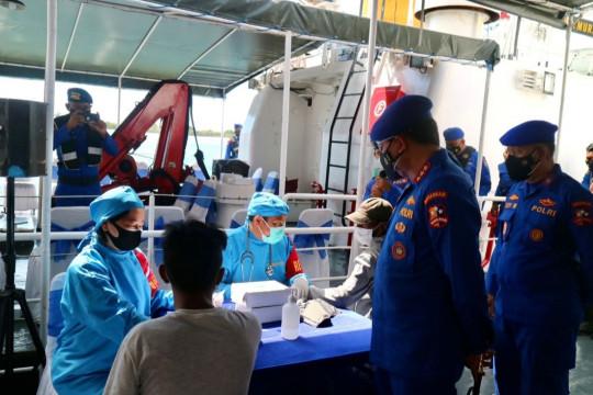 Baharkam Polri dukung vaksinasi jemput nelayan-ABK saat berlayar