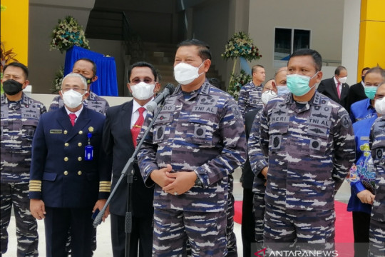 Kasal jamin TNI AL tidak disusupi PKI