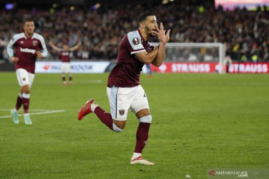 Liga Europa: West Ham United kalahkan  Rapid Vienna 2-0