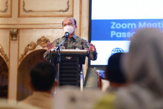 Sekjen Kemnaker minta BLK Makassar terapkan birokrasi bersih
