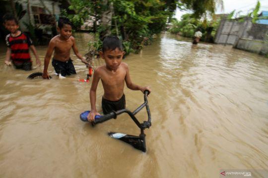 BRIN prakirakan beberapa daerah alami hujan deras berpotensi banjir