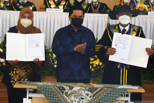 Menteri BUMN hadiri sidang terbuka Senat Untirta