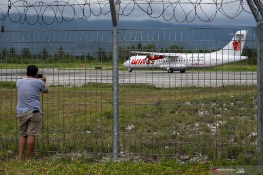 Rute penerbangan dari dan ke Poso dibuka kembali