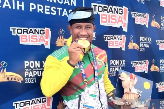 Gubernur Riau merasa bangga atletnya raih dua emas