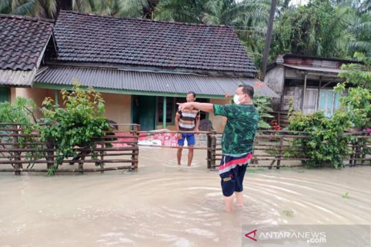 25 desa di Kaur Bengkulu terendam banjir