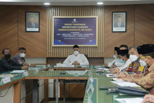 KPK sebut capaian MCP Aceh di atas rata-rata nasional