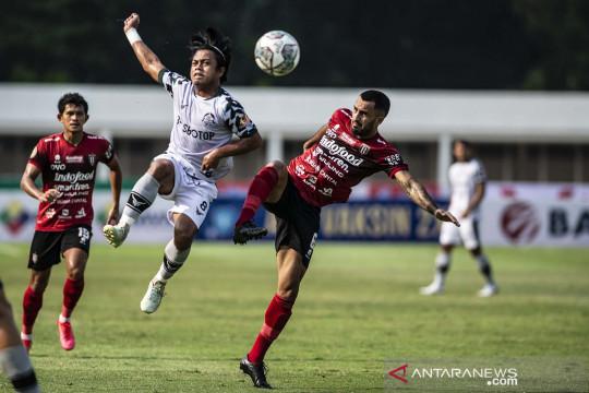 Lerby Eliandry selamatkan Bali United dari kekalahan