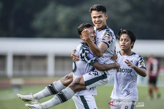 Pelatih Tira Persikabo puas dengan hasil imbang lawan Bali United
