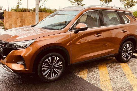 GAC akan ekspor kendaraan Dodge Journey ke pasar Meksiko pekan ini