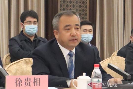 Xinjiang punya gubernur baru