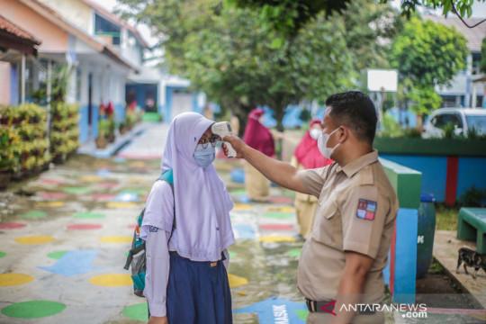 Disdik Kota Bogor loloskan 200 sekolah ikut uji coba PTM