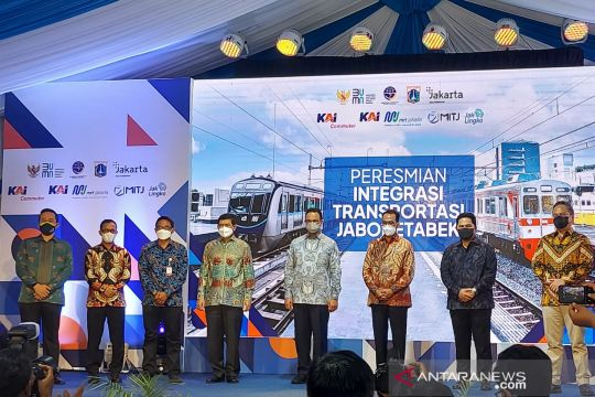 Integrasi antarmoda di Jakarta menuju transportasi efektif